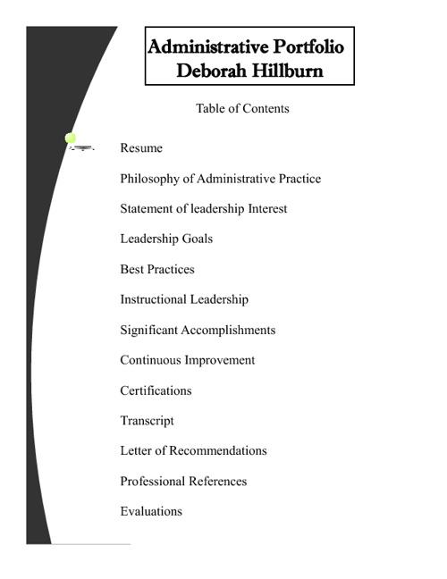 DHillburn- Portfolio
