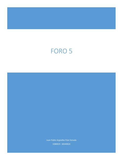 Foro5