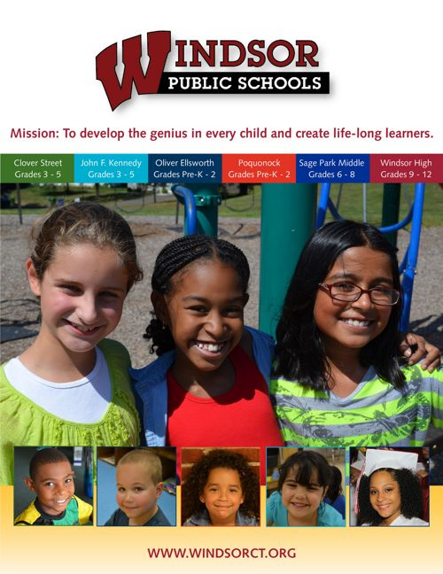 Windsor Public Schools District Brochure