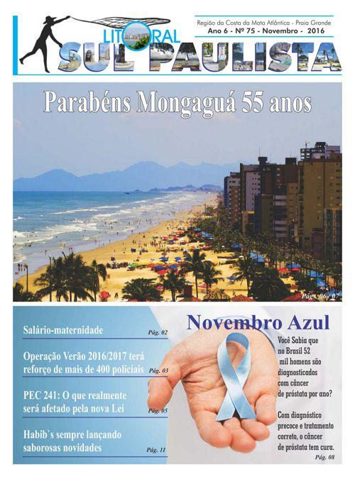 JORNAL LITORAL SUL PAULISTA N 75 NOVEMBRO WEB