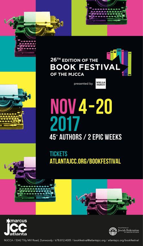 2017 Book Festival Brochure