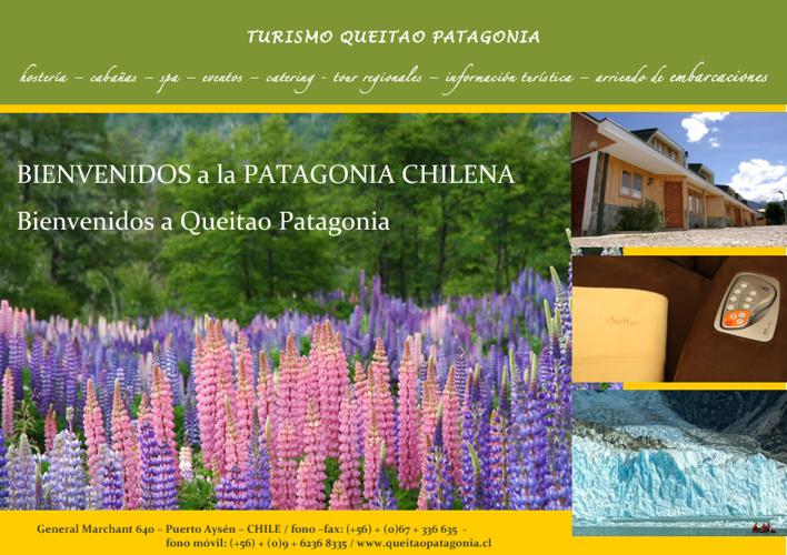 Catalogo Promocional Queitao Patagonia Turismo