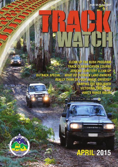 Track Watch - April 2015