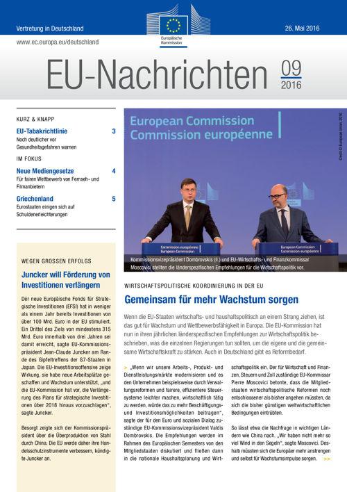 EU-Nachrichten #9