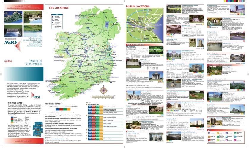 Heritage Map 2013