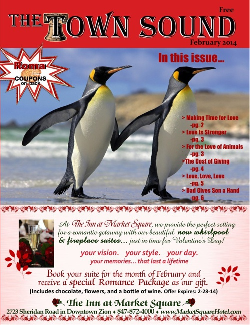 The Town Sound February 2014