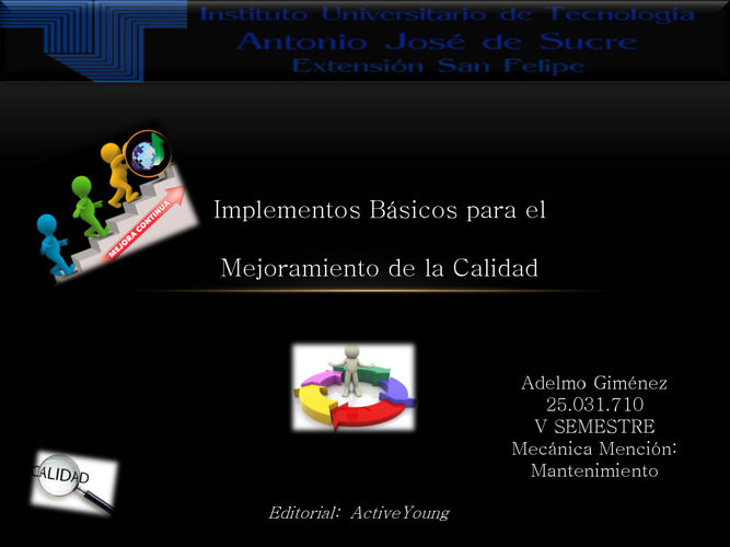 Copy of Gestion de calidad Adelmo Gimenez