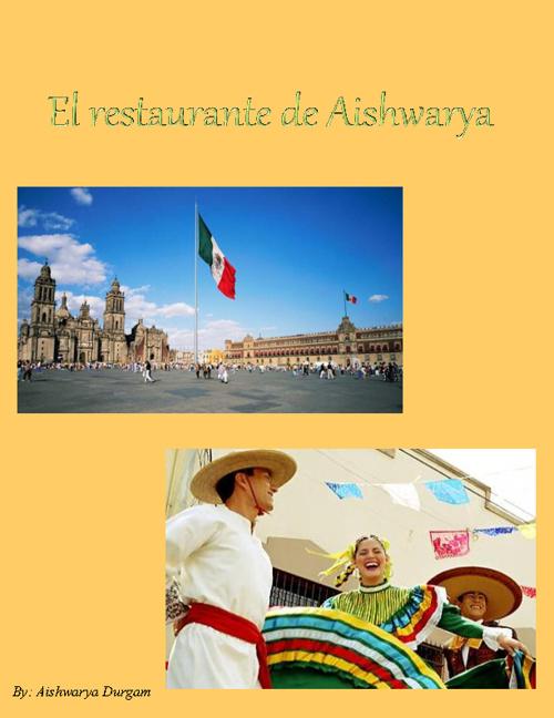 Latin American Food Project - Aishwarya