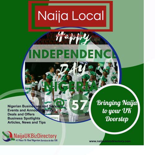 NaijaUKBizDirectory monthly newsletter magazine - Oct 2017