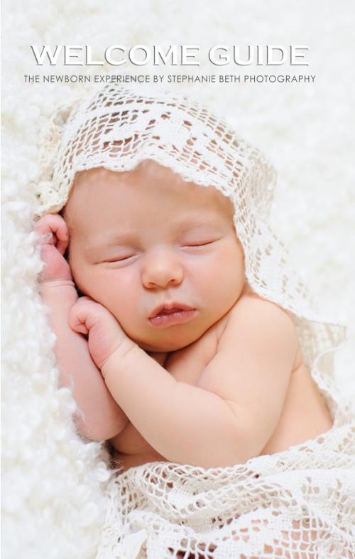 Stephanie Beth Photography Newborn Welcome Guide