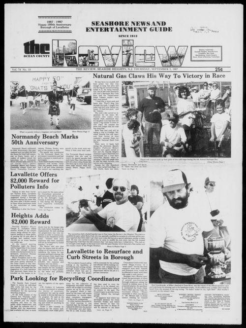 Review September 1987