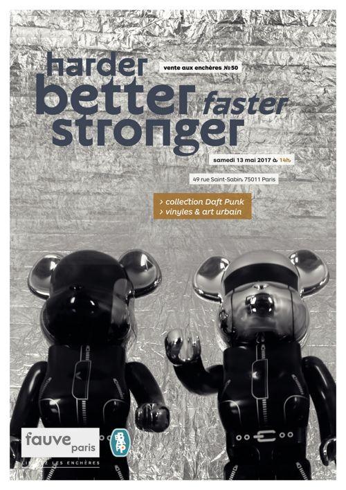 FauveParis Î Harder Better Faster Stronger | 13 mai 2017