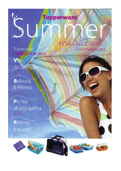 Summer Magazine 2012