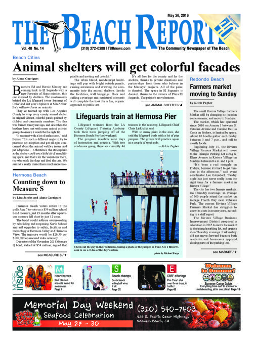 The Beach Reporter | May 26, 2016