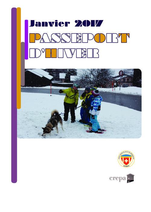 Passeport Hiver 2017 du CREPA