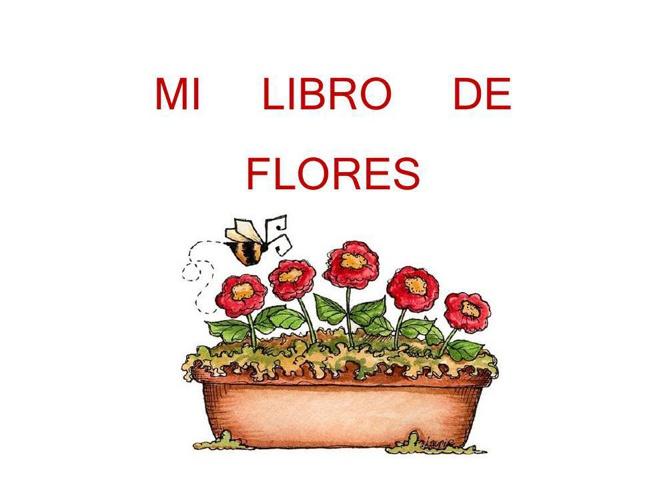 Copy of MI LIBRO DE FLORES