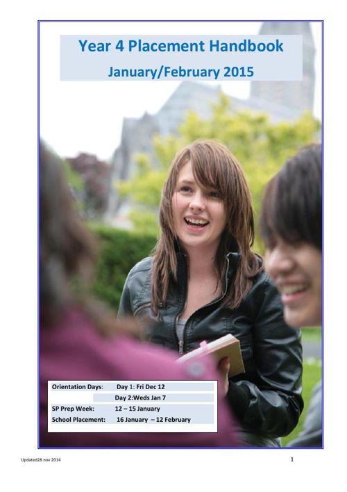 Year 4 SP 2 Handbook dec 11