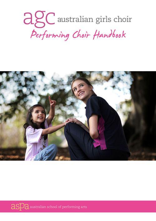 Performing Choir Handbook