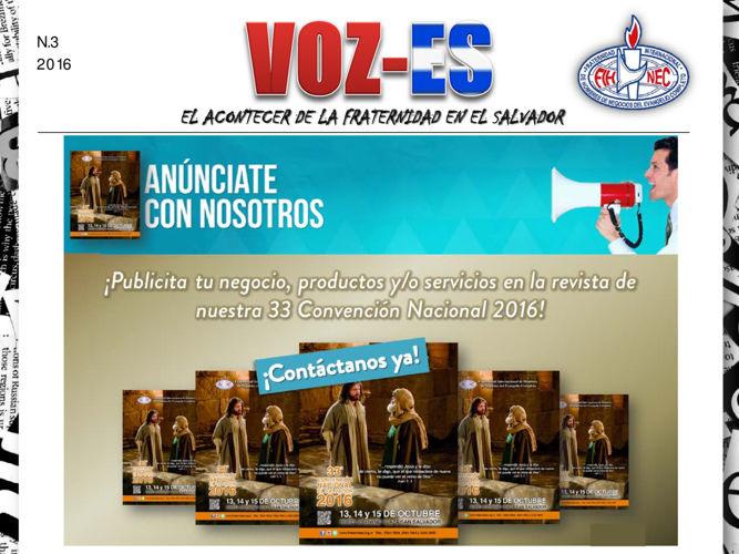 VOZ-ES N°3