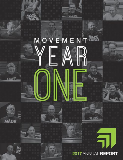 MOVEMENT YEAR ONE