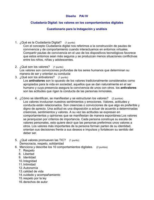 CUESTIONARIO COMPORTAMIENTOS DIGITALES
