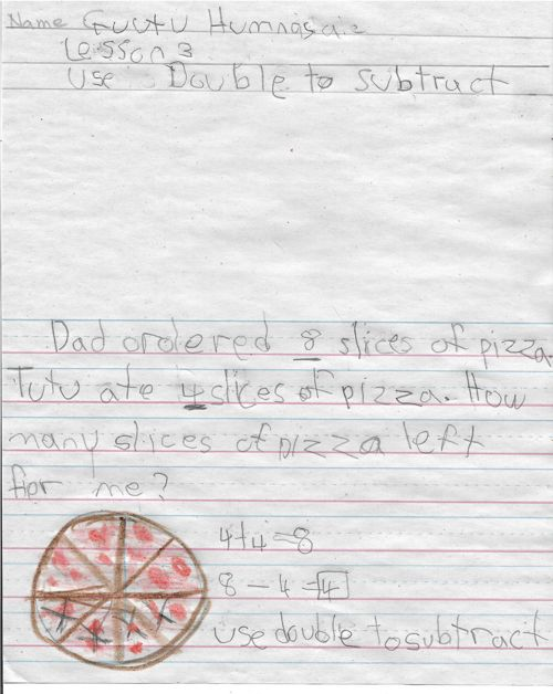 Guutu's Subtraction Story Book