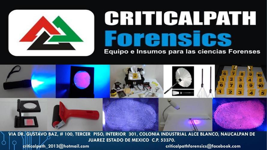 CATALOGO CRITICALPATH 2014