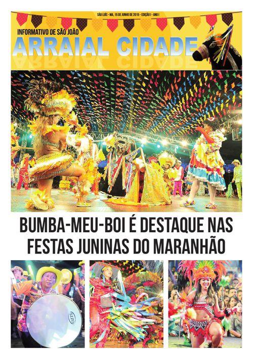 INFORMATIVO SÃO JOAO 2015