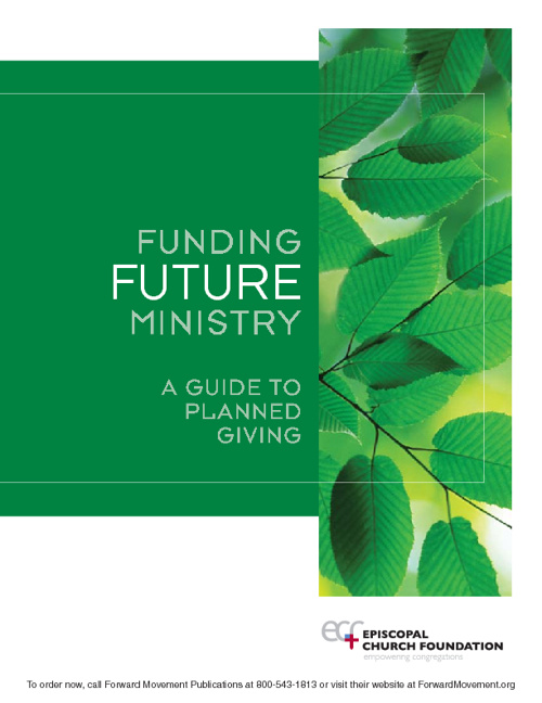Funding Future Ministry