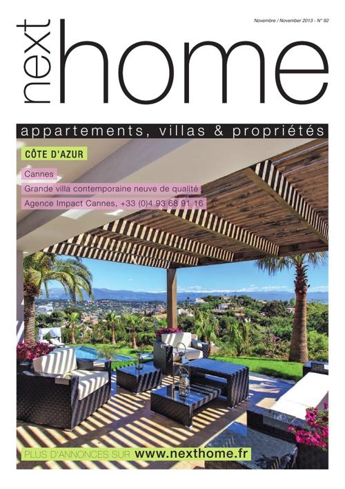 Magazine Nexthome Novembre 2013