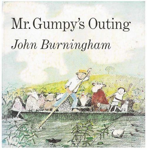 Mr. Grumpy's Outing