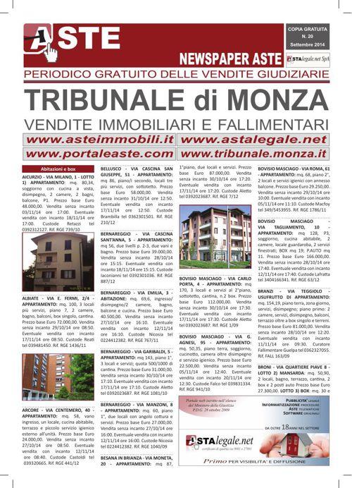Monza settembre 2014