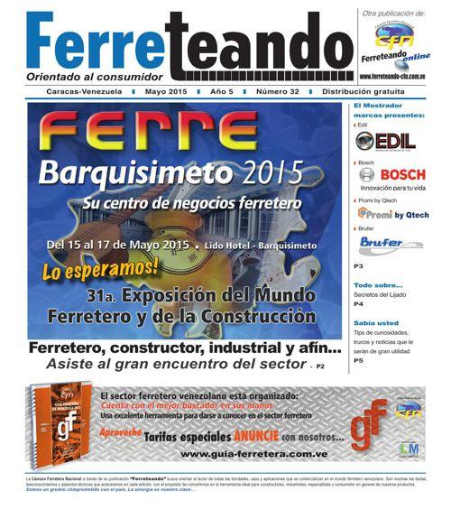 FERRETEANDO EDICIÓN Nro 32