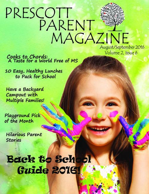 Prescott Parent Magazine August/September 2016