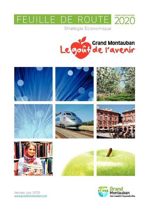 Feuille de route Grand Montauban 2020