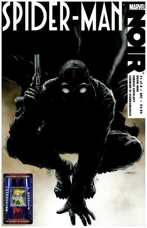 Spider-man Noir