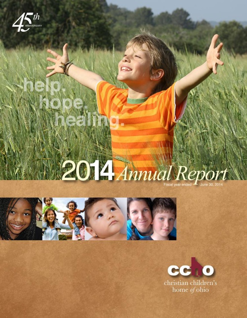 CCHO FY2014 Annual Report