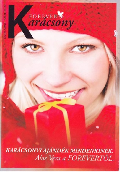 Karácsonyi katalógus 2012