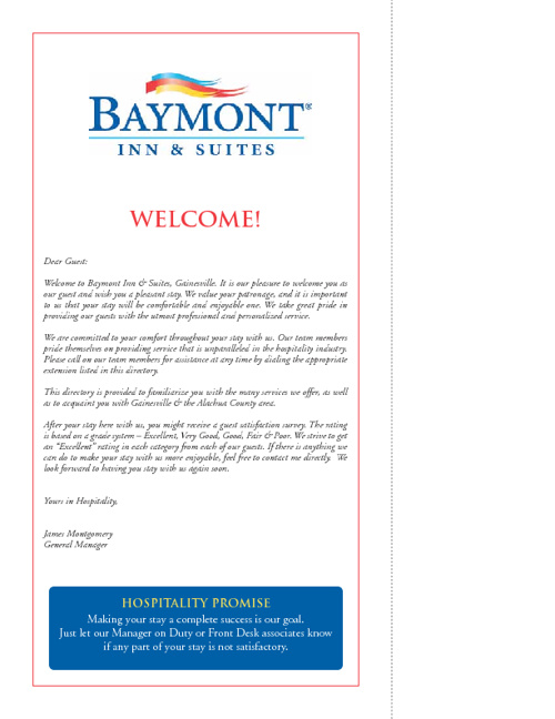 Baymont-Directory