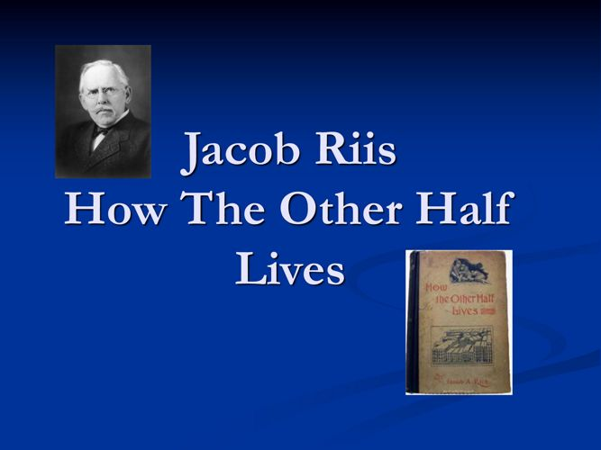 Jacob Riis pictures (2)