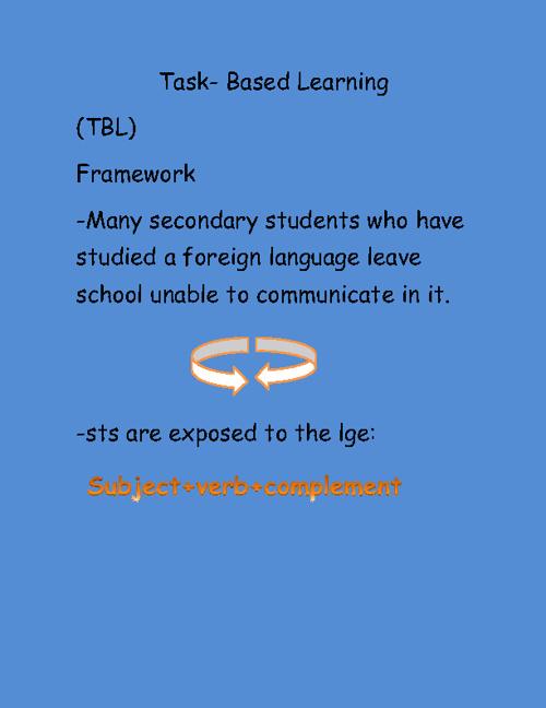 Task-based