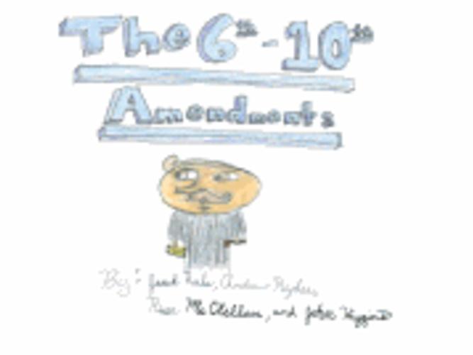 6-10 amendments