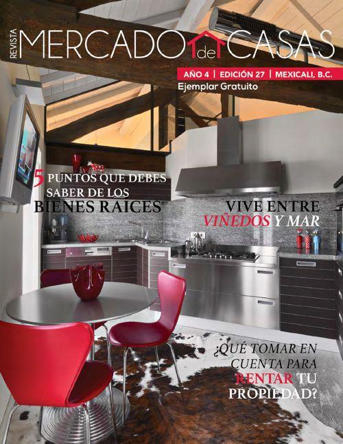 Revista Mercado de Casas Edición Mayo/Junio 2017