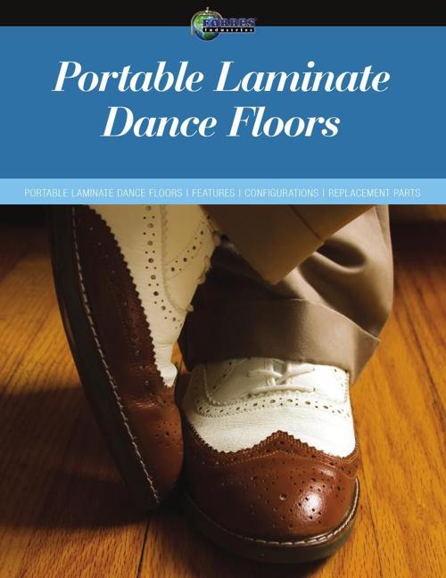 (05) Portable Laminate Dance Floors