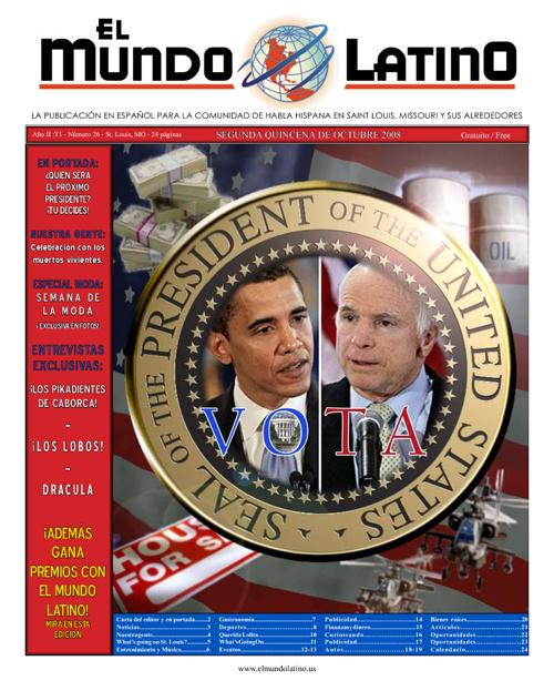 El Mundo Latino Newspaper
