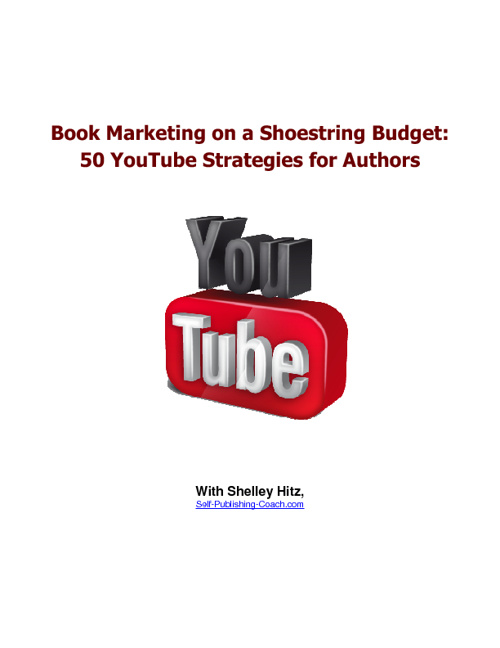 YouTube Strategies for Authors