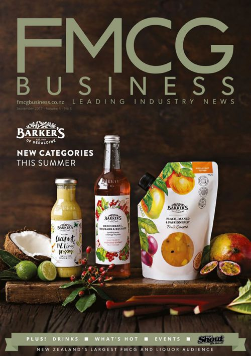 FMCG Business September 2017