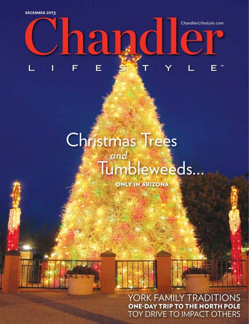 Chandler Lifestyle December 2013