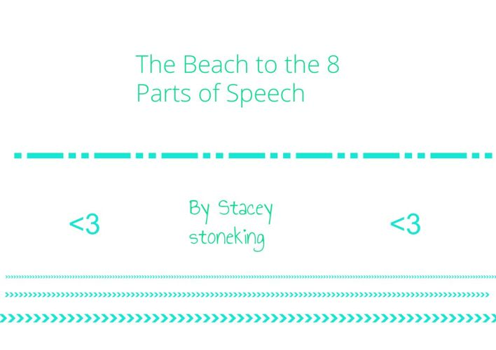 stacey's beach book