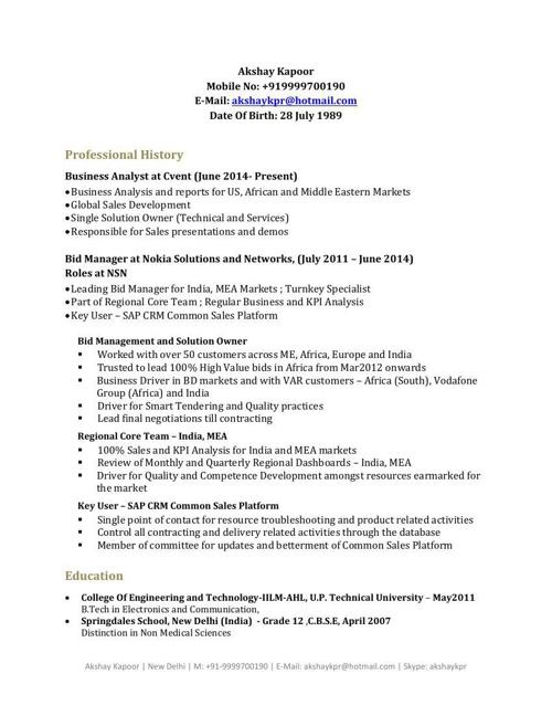 Resume_Akshay Kapoor